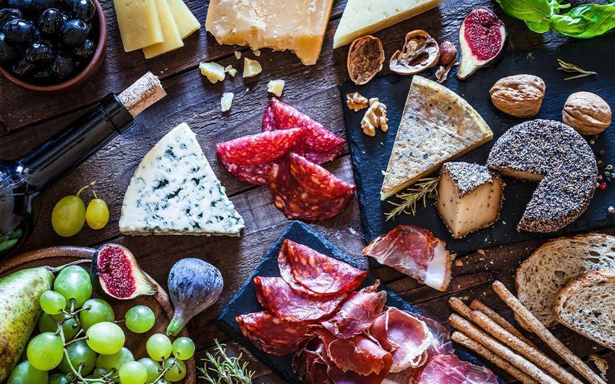 Hiszpańskie produkty
