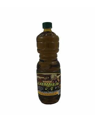 Oliwa z oliwek Extra Virgin Guad Lay 1L Pet